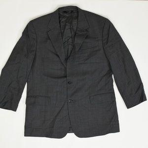 Jos A Bank Big & Tall 46L Gray   Sport Coat Blazer
